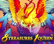8 Treasures 1 Queen