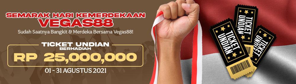 Semarak Hari Kemerdekan Vegas88